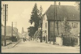 90 - Territoire-de-Belfort - Rougemont-le-Château, Grande-Rue - Rougemont-le-Château