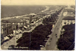 Viareggio - Viali Lungomare - 164 - Formato Grande Viaggiata – E1 - Viareggio