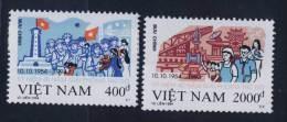 Vietnam Viet Nam MNH Perf Stamps 1994 : 40th Anniversary Of Hanoi Liberation  (Ms694) - Vietnam
