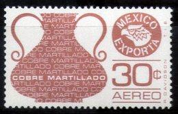 Exporta Type 1 30c Beaten Cooper Cooper-brown - Mexique