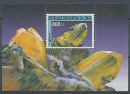 NB- BL208, Minéraux, Anglesite, Fraîcheur Postale