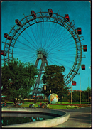 Wien  -  Prater  -  Riesenrad  -  Ansichtskarten Ca. 1965   (6667) - Prater