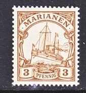 GERMANY  MARIANEN  ISLANDS  17     *  No  Wmk. - Colony: Mariana Islands