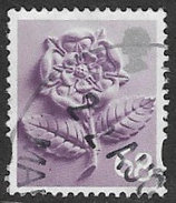 England SG EN14 2003 Emblems 68p Good/fine Used [5/5462/25D] - England