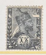 ETHIOPIA  7  * - Ethiopia
