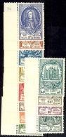 Kpl. Tadellos Postfrischer Satz, Einheitlich Mit Linken Rändern, Mi. 300,--, Katalog: 929/40 **Complete....