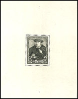 Tadellos Postfrischer Block, Mi. 400,--, Katalog: Bl.3 **In Perfect Condition Unhinged Mint Souvenir Sheet,...