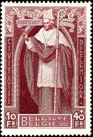 10 C. - 10 Fr. Kardinal Mercier Postfrisch, Mi. 1.100.-, Katalog: 333/41 **10 C. - 10 Fr. Cardinal Mercier Mint...