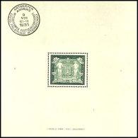 1930, Tadellos Postfrischer Block, Mi. 750,--, Katalog: Bl.1 **1930, In Perfect Condition Unhinged Mint...