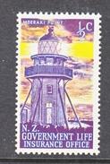 NEW  ZEALAND  OY 43  **  MOERAKI  POINT  LIGHTHOUSE - Leuchttürme