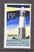 NEW  ZEALAND  OY 49  **  DOG  ISLAND   LIGHTHOUSE - Leuchttürme