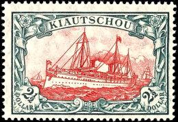 1905, 2 1/2 $ Im Friedensdruck, Tadellos Postfrisch, Mi. 360,--, Katalog: 37IA **1905, 2 + $ In The Peace...