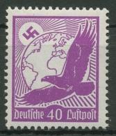 Deutsches Reich 1934 Flugpostmarke 534 X Mit Falz
