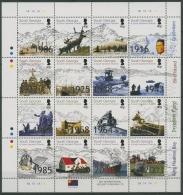 Südgeorgien 2004 Ereignisse Der Lokalen Geschichte 364/79 K Postfrisch (SG6314) - Südgeorgien