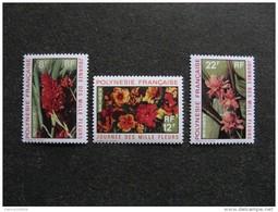 Polynésie: TB Série N° 83 Au N° 85 ,neufs XX . Cote = 12.80 Euros. - Neufs
