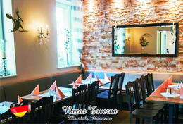 Carte Postale, Restaurants, Famous Restaurants Of  Germany, Munich (Bavaria),  Naxos Taverna - Restaurants