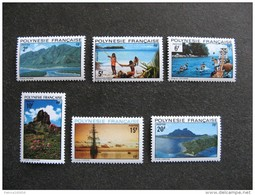 Polynésie: Série N° 97 Au N° 102 ,neufs XX . Cote = 20 Euros. - Neufs