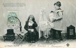 POUPEE(ENFANT) - Jeux Et Jouets