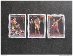 Polynésie: TB Série N° 669 Au N° 671 ,neufs XX . - Neufs
