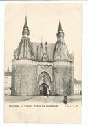 Mechelen Brusselse Poort Vieille Porte De Bruxelles Malines