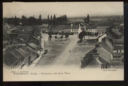 Wormhout Panorama Cote De La Place - Wormhout