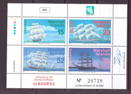 MARSHALL 1994 BATEAUX  YVERT N°B15  NEUF MNH**
