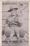 US Military: Mint Postcard Mostly WW1/2 Period - Sammy Being Ready (T9A15) - Militaria