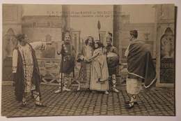 Cpa Chalon Sur Saone Polyeucte 1913 Acte V Felix Soldats Executez L'ordre Que J'ai Donné - TOG03 - Chalon Sur Saone