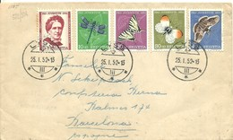 LETTER 1952   LYSS
