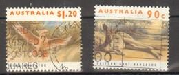 Australia 1993 Endangered Species 2 Val. Fine Used