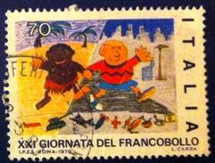ITALIA 1979  YT 1411 Used