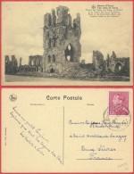 AK317 Carte Postale De Klemskerke à Deux Sevres France 1956