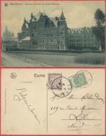 AK318 Carte Postale Taxée De Bonsecours à Lille France 1910