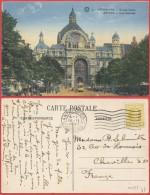 AK319 Carte Postale De Anvers à Chaville France 1927