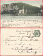 AK321 Carte Postale Ambulant Liège-Erquelinnes à Ruysbroeck 1907