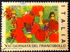 ITALIA 1979  YT 1413 Used