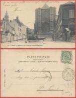 AK322 Carte Postale Relais De Saint Symphorien à Trivières 1907