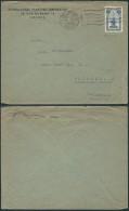 AK347 Lettre Privée De Anvers à Dresden Germany 1920