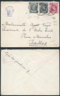 AK363 Lettre Privée De Bruxelles à Ixelles 1923