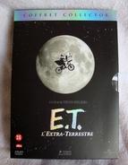 Dvd Zone 2 E.T., L'Extra-Terrestre (1982) Coffret Collector E.T., The Extra-Terrestrial Vf+Vostfr - Sciences-Fictions Et Fantaisie