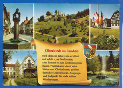 Deutschland; Oberkirch Im Renchtal; Multibildkarte - Deutschland