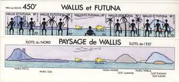WF 1992 Foglietto N. 6 Paesaggi MNH Cat. € 14.30 - Blocks & Sheetlets