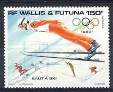 WF 1992 N. 425  Salto Con Gli Sci MNH Cat. € 4.30 - Wallis E Futuna