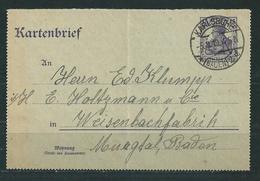 Kartenbrief  (0266)