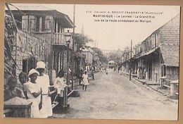 Martinique LE LORRAIN Le Grande Rue Mq95 - Autres