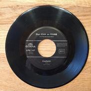 """7"""" Single, 45rpm, Duo Jean Lahey En Frans, A: """"Confetti"""", B: """"Bloemen Wals"""" - Discos De Vinilo"""