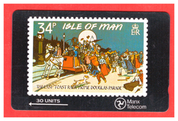 "ISLE Of MAN: 1990 MAN-029 ""The Last Toast Rack Home"" CN:6IOMD MINT - Ver. Königreich"