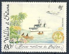 WF 1993 N. 444  Forze Marittime Del Pacifico MNH Cat. € 4 - Wallis E Futuna