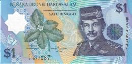 BRUNEI   1 Ringgit   1996   P. 22a   UNC - Brunei