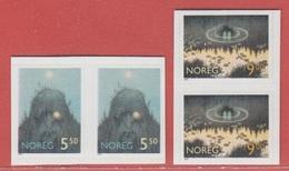 2003 ** (sans Charn., MNH, Postfrish)  Yv  1406/7Mi  1463/4NHK  1498/9 (pair) - Norvège